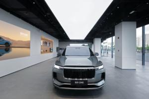 理想汽车第100家直营零售中心开业